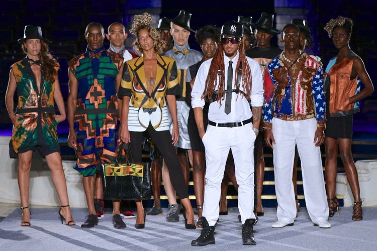 Image result for African fashion Week London 2018