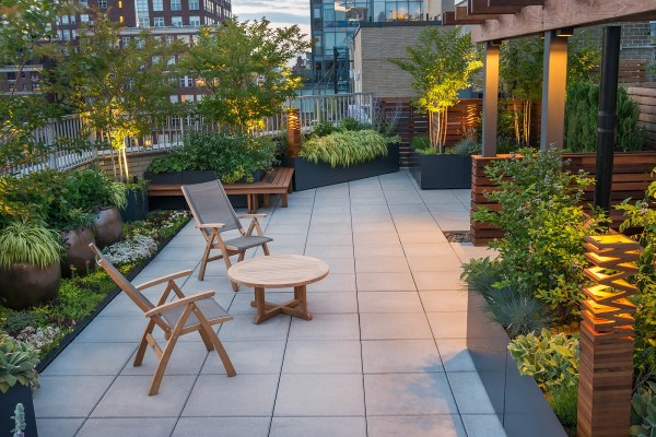 rooftop terrace garden Improve Your Property Values and Save Money with a Rooftop