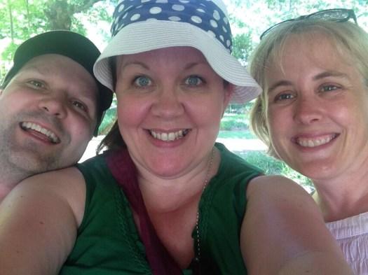 M, Me & Elizabeth