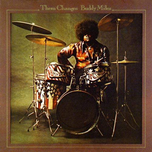 Buddy Miles in his heyday.