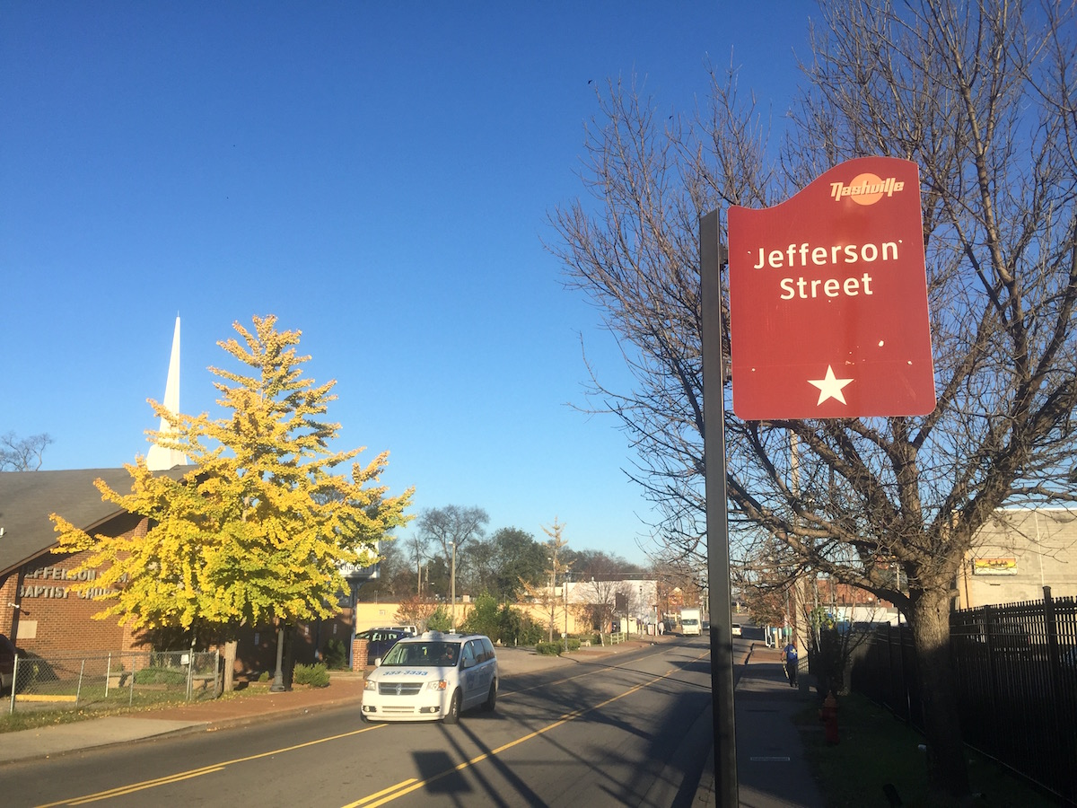 Jefferson Street in 2015