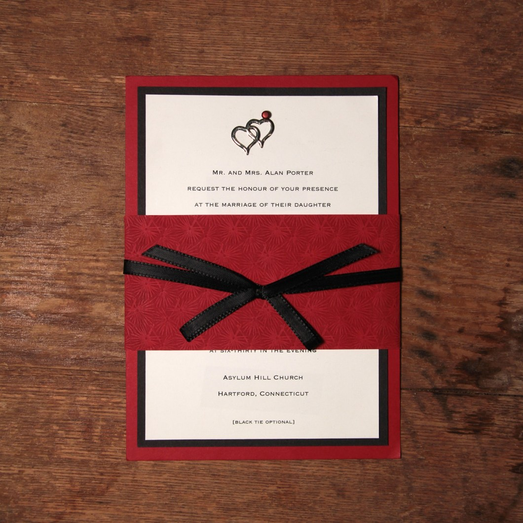 Exelent Evening Wedding Invites Inspiration - Invitations and ...