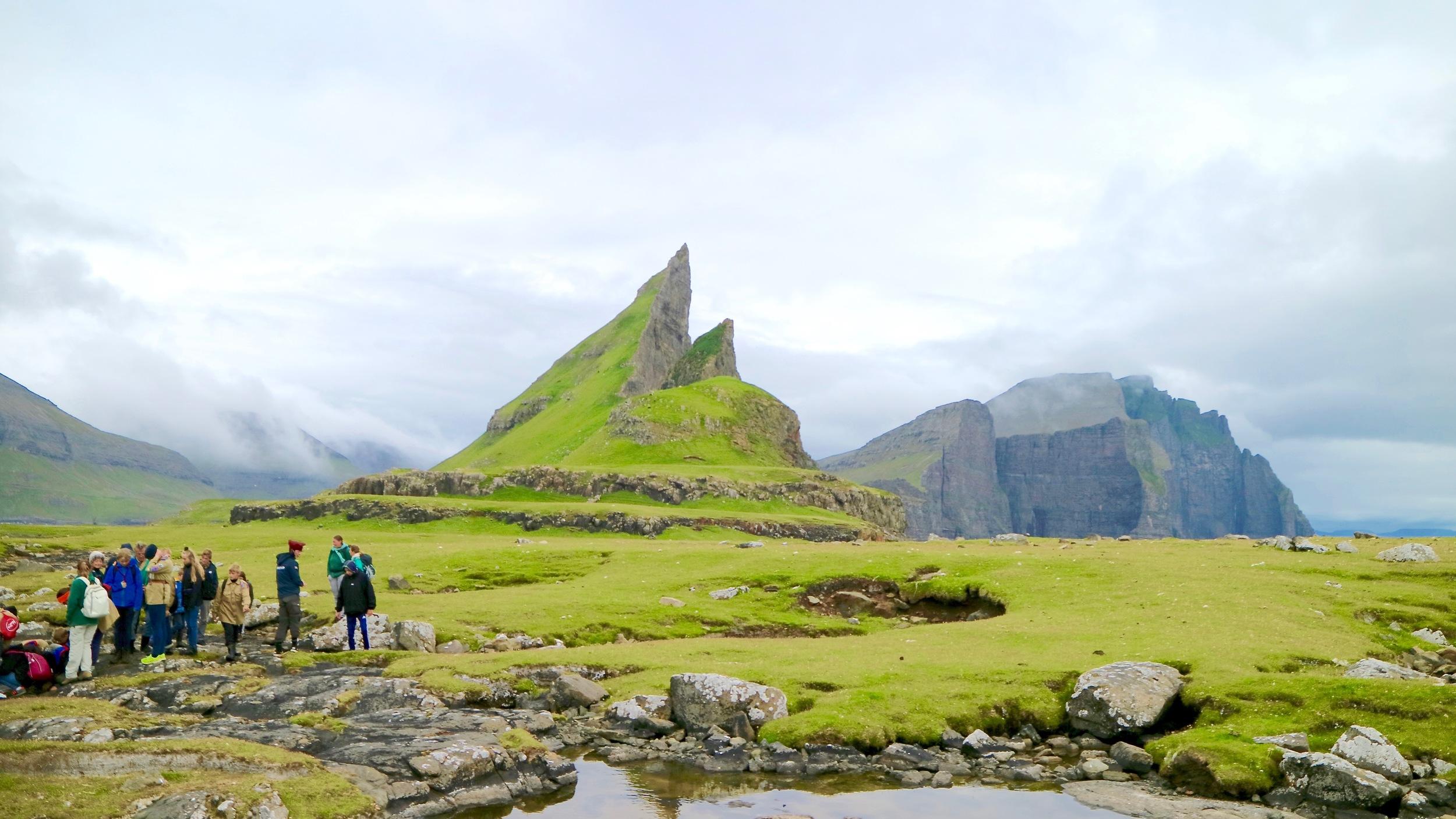 The Mystic Bathtubs Of Tindhlmur My Faroe Islands