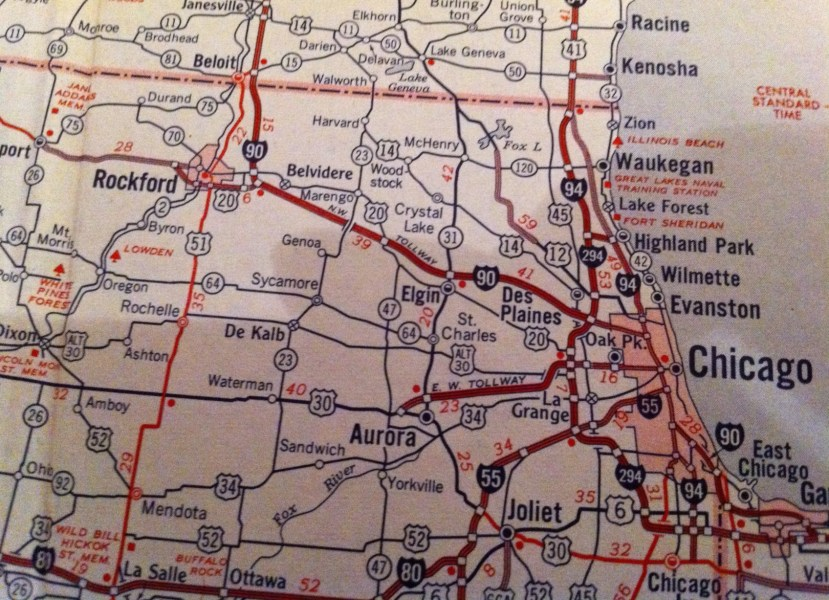 What Happened to Google Maps  Now compare the map in that photo to a comparable zoom on Google Maps today