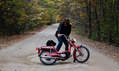 Image result for mopeds unh