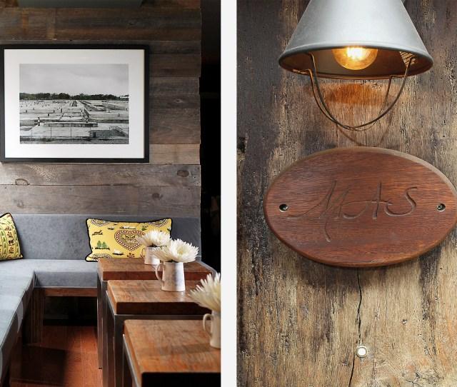 Mas Farmhouse Restaurant Interiors Fitout