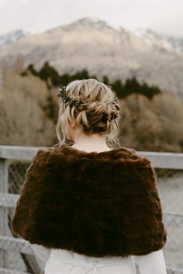 wedding hair by tomoko — crew stylists, styling queenstown