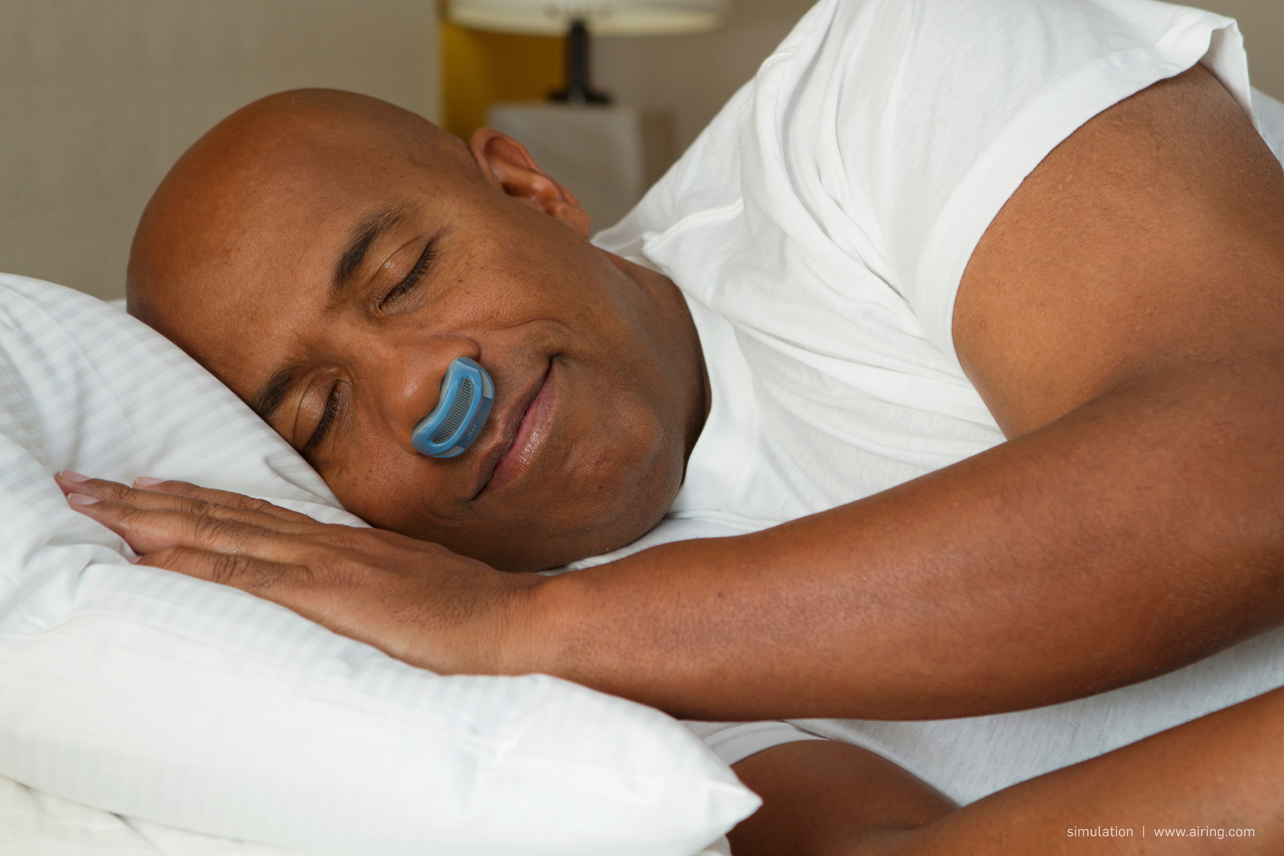 Using Cpap Machine Used