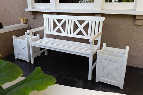 Make Outdoor Furniture