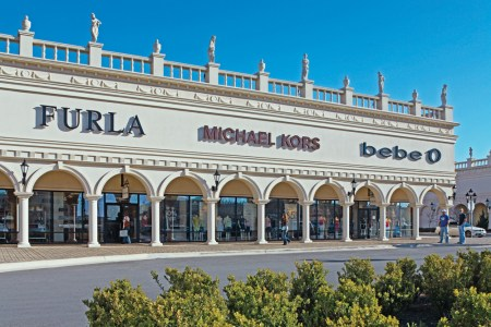 Results for San Diego Factory Outlet Center San Marcos