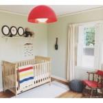 Baby Caroline Jane S Vintage Modern Nursery Tour Retro Den Vintage Furniture And Homewares