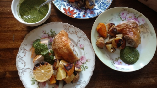 Photo and Food By Claire Handleman