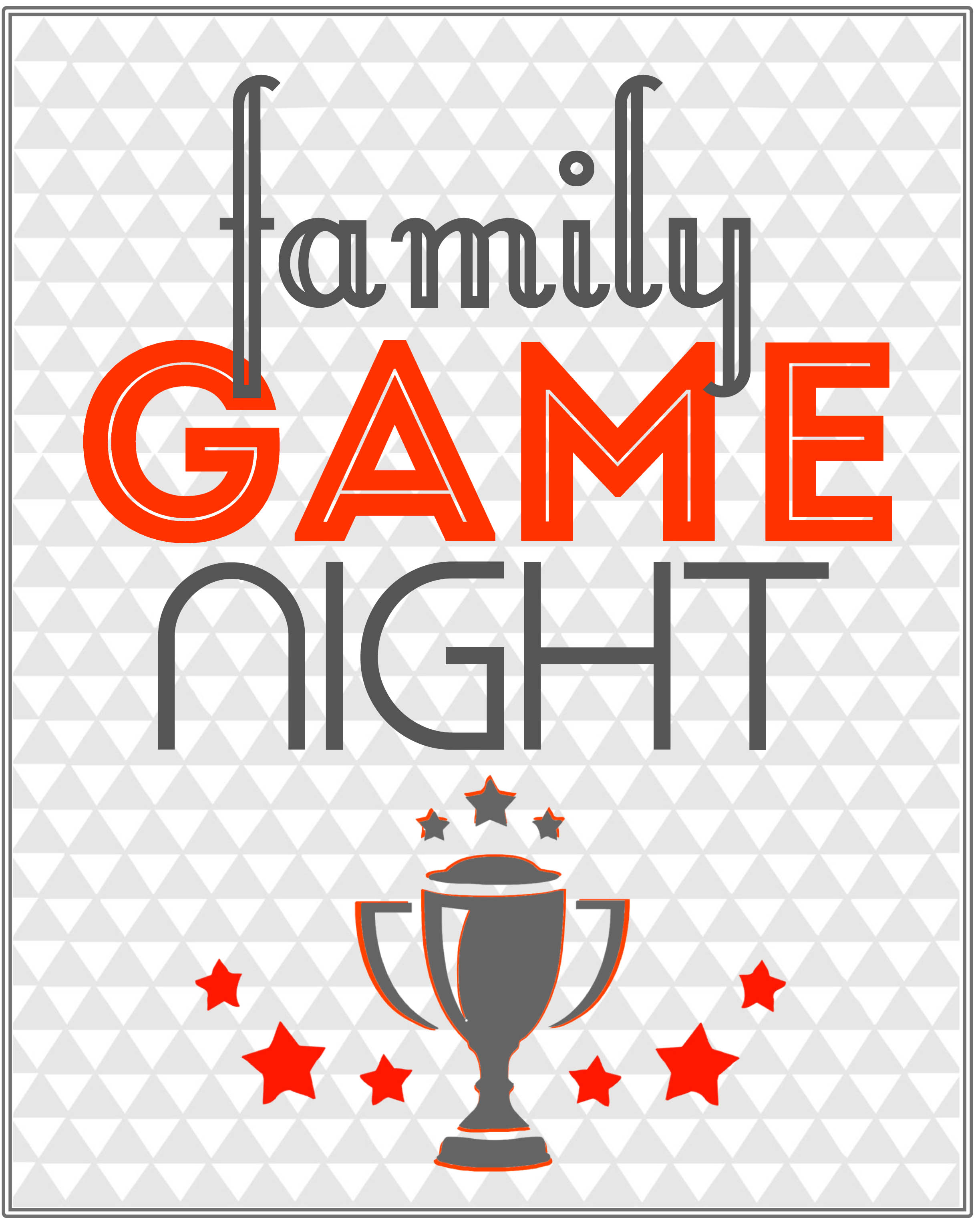 Outstanding Free Family Game Night Party Printables Download Free Architecture Designs Scobabritishbridgeorg