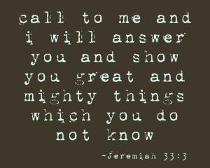 Jeremiah33