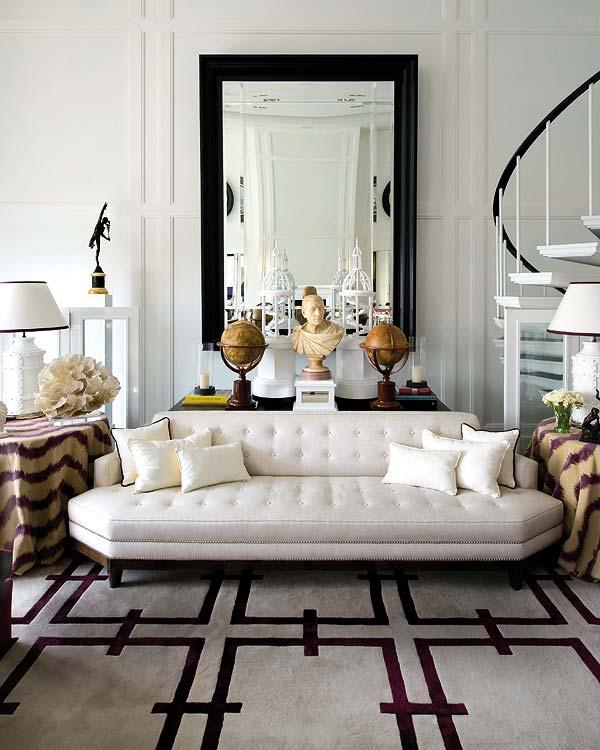 Interiors: A Classic-Modern Home in Malaga, Spain — Sukio ...