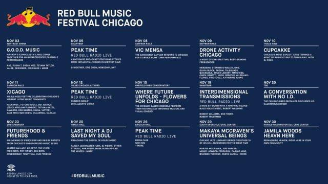 Image result for red bull music festival chicago