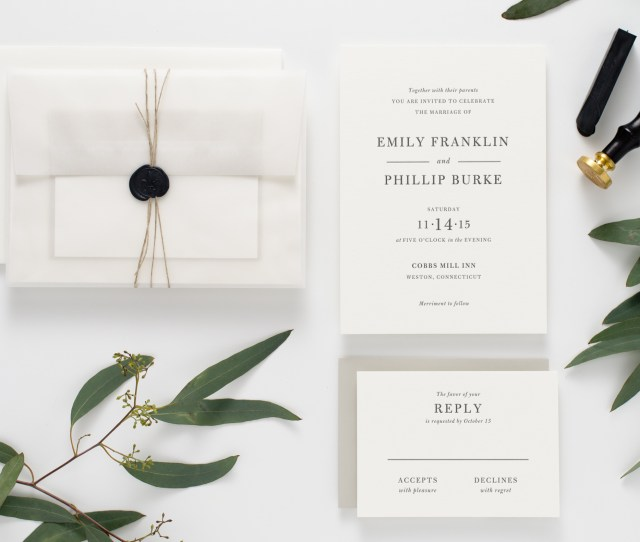 We Specialize In Producing Refined And Bespoke Wedding Invitations Designed To Stand Out