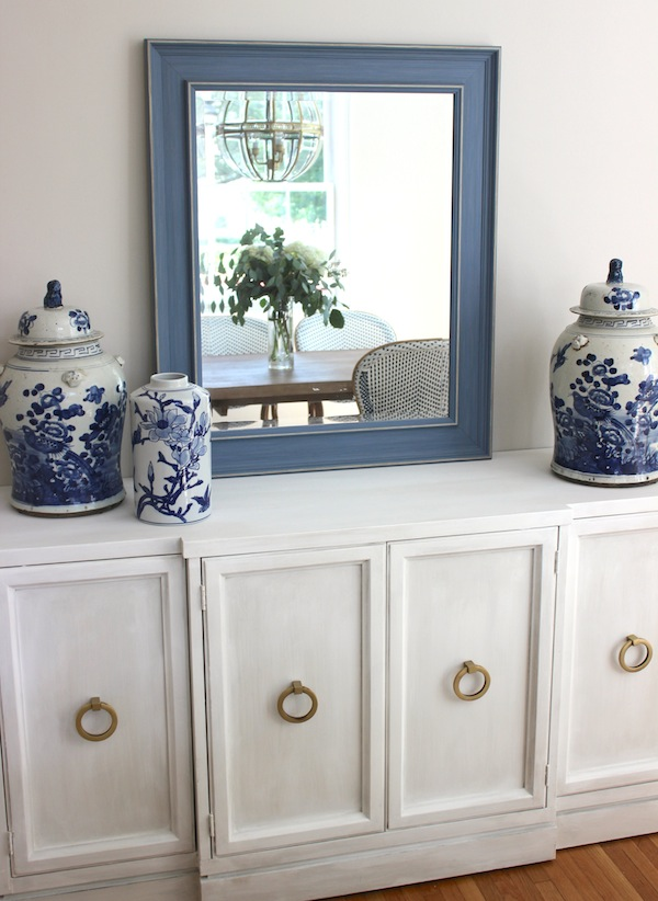Blue Door Living Dining Room Buffet