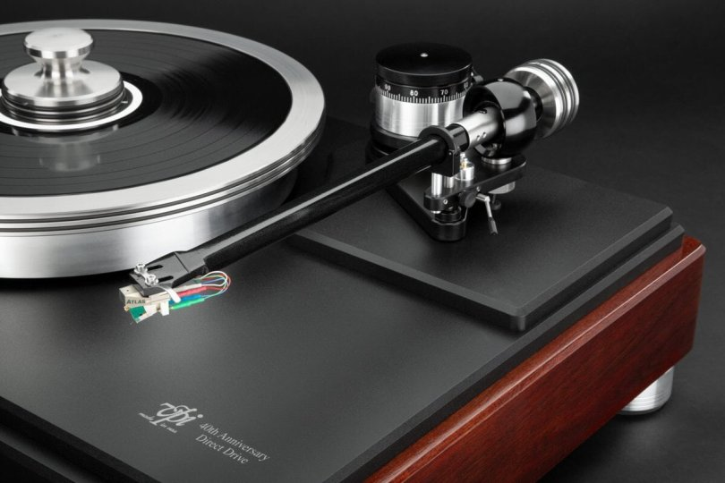 VPI Industries HW-40 Direct Drive Turntable — Audiophilia