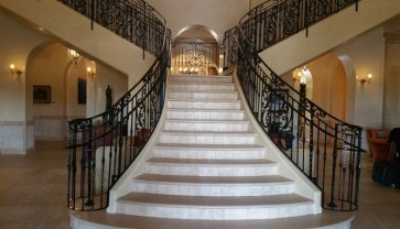 Entrance Staircase at Allegretto Vineyards Resort.jpg