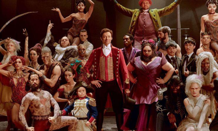 The Greatest Showman Cast (20th Century Fox)
