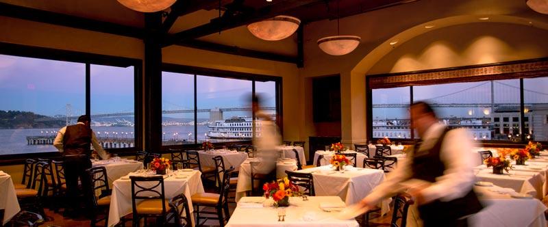 Top Seafood Restaurants Sf