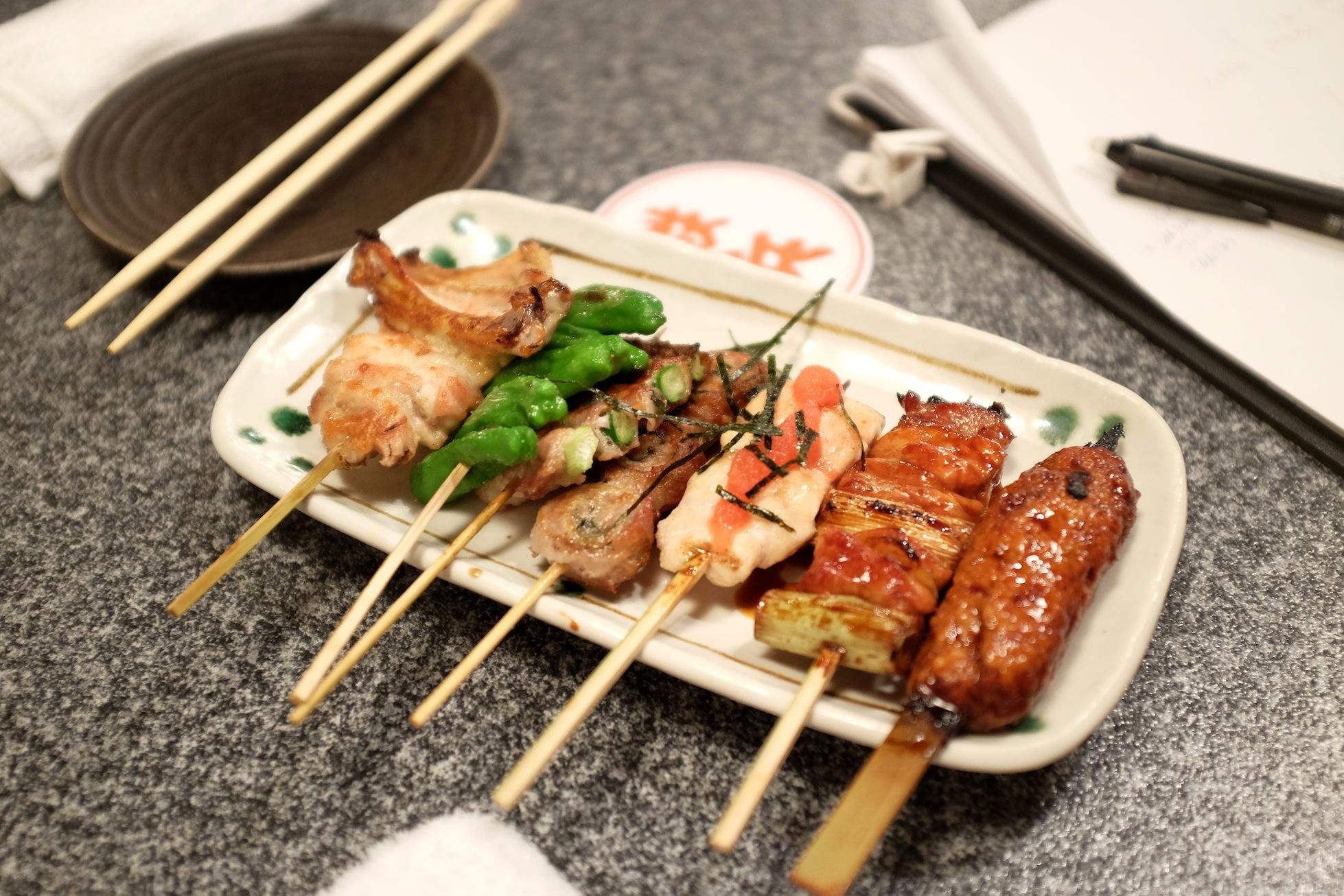 Tokyo By Night: Japanese Food Tour — Nezuki