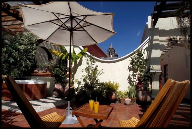 Foto cortesía de El Sueño Hotel + Spa