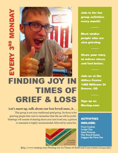 meetup flyer