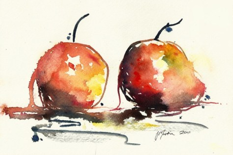 apple death poem