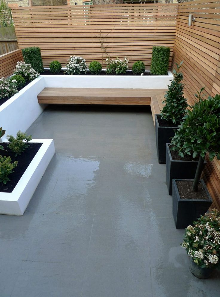 30 Small Backyard Ideas — RenoGuide - Australian ... on Modern Landscaping Ideas For Small Backyards  id=93670
