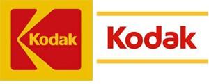 Old and New Kodak logos