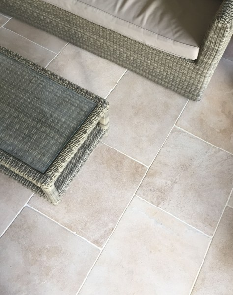 Stone Floor Tiles     Blog   Rock and wood Cots cream pool1 jpg