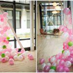 Balloon Garland Balloon Paper Spiral Diy Forth Chicago