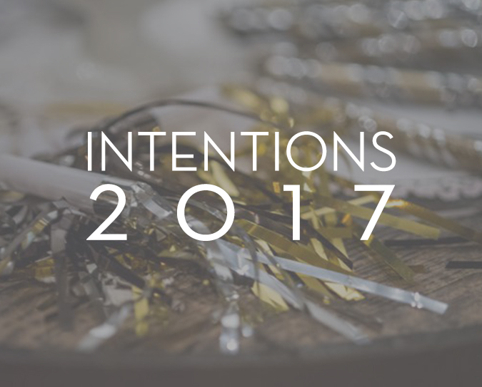 Going Forth with Intention into 2017     Forth Chicago Rather than resolutions  we asked our community members to share some of  the intentions they d set for the new year  Intention is kinda our thing
