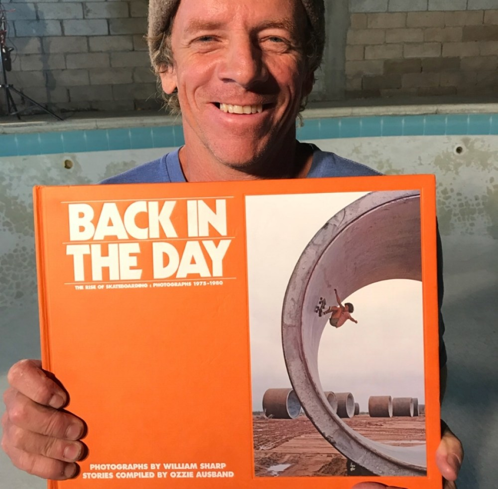 William Sharp shares his book Back in the Day at El Gato Classic