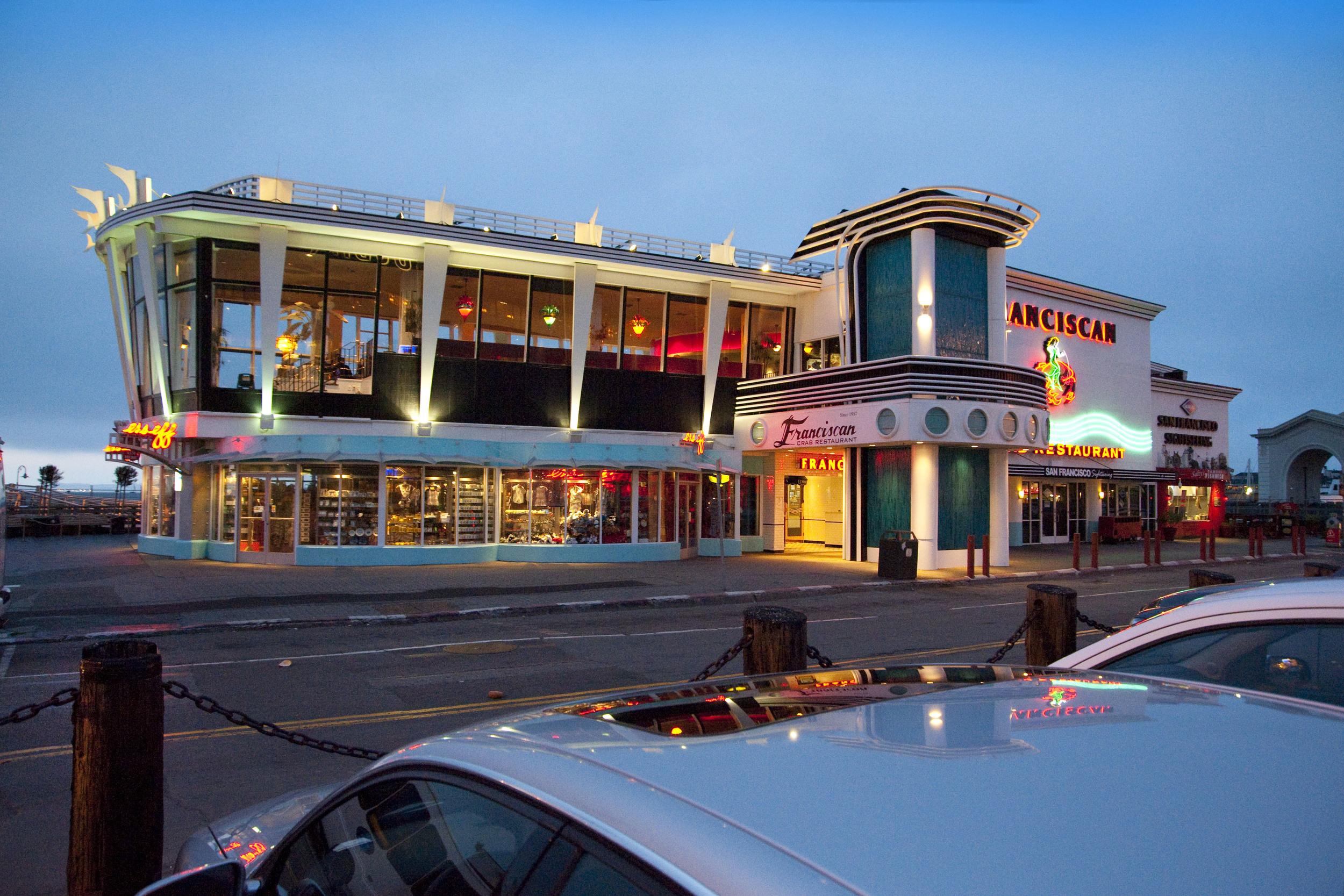 San Fran Wharf Restaurants