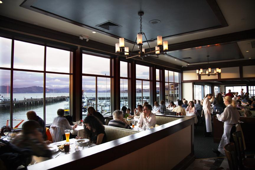 San Francisco Fresh Seafood Restaurants