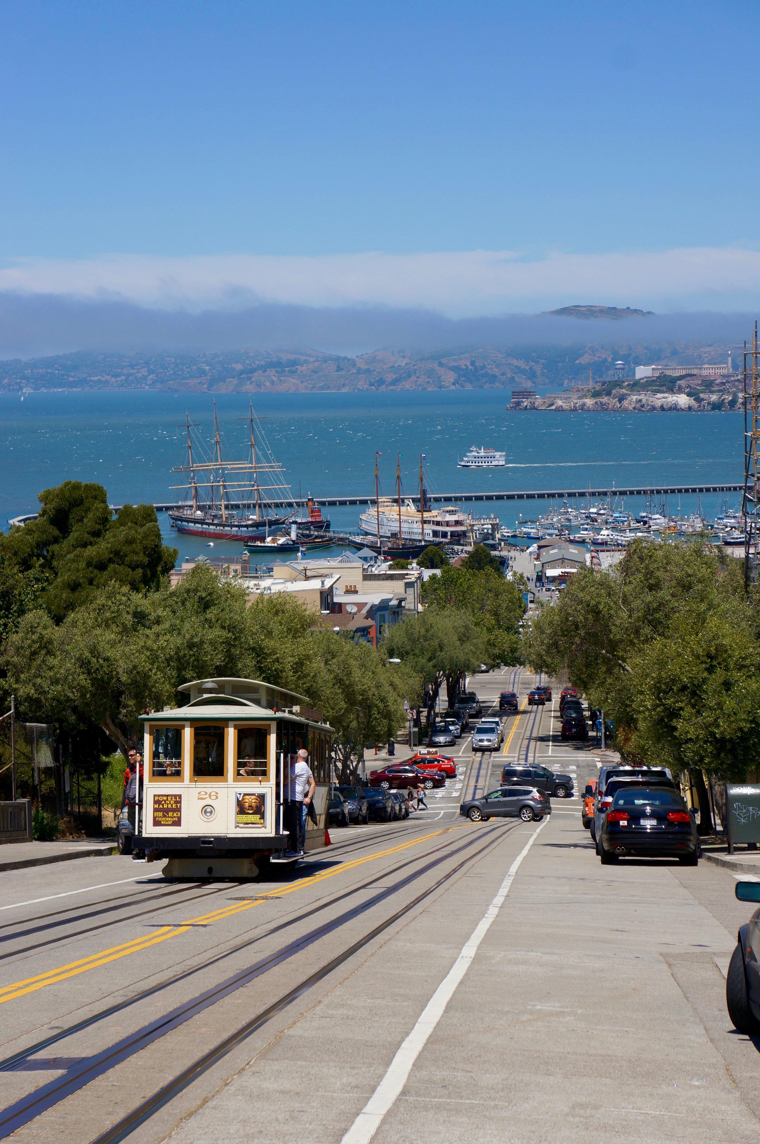 Dining Fishermans Wharf San Francisco