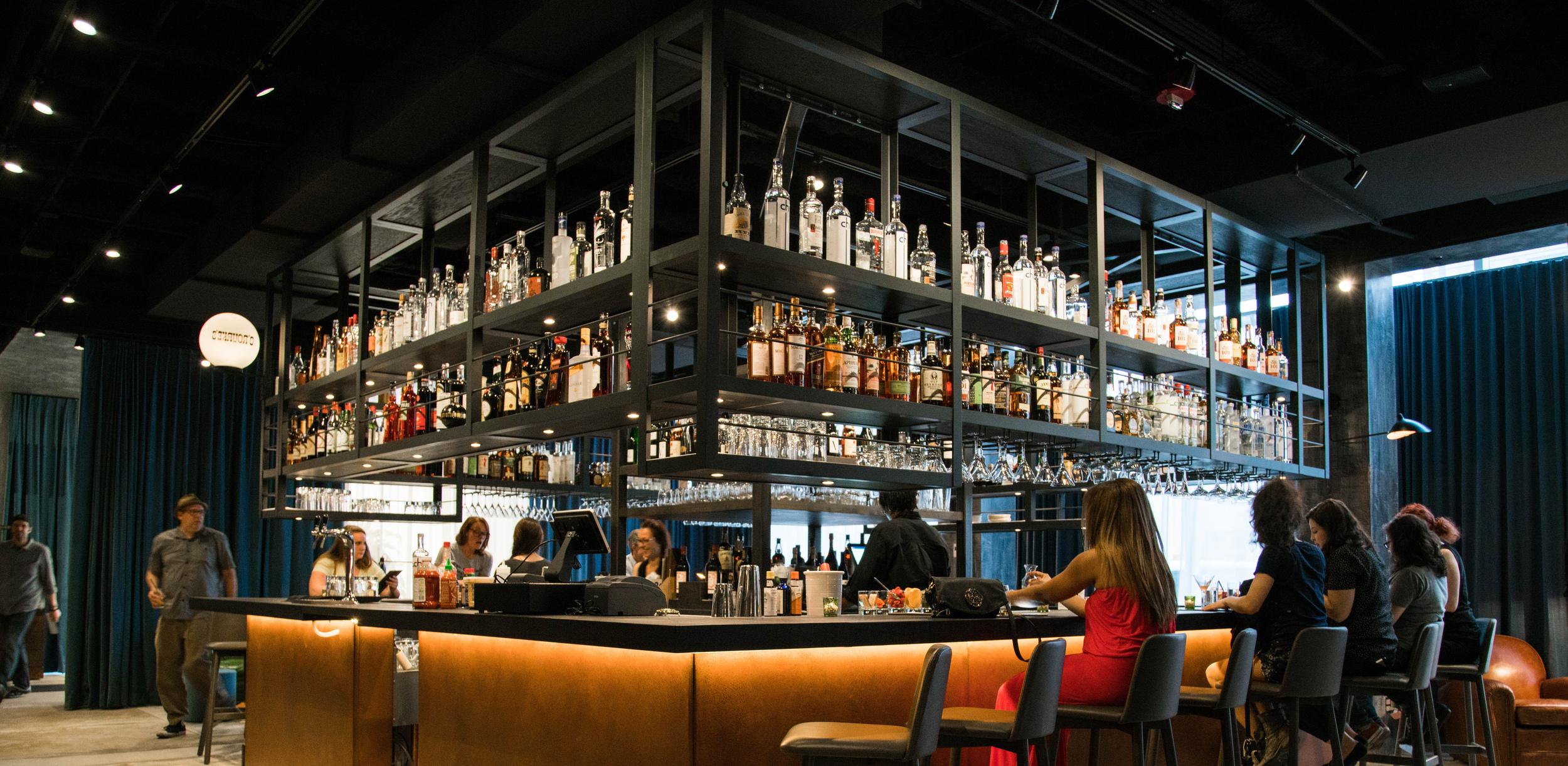 Bar Restaurant And Cafe
