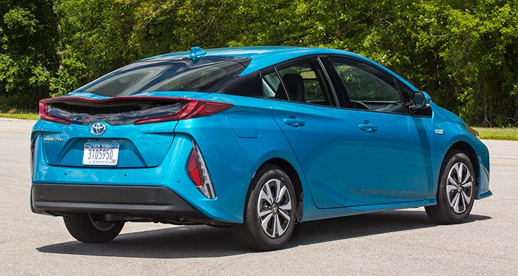 Despite Toyotas best efforts Prius drivers will still find a way to tell you who they voted for three election cycles ago.
