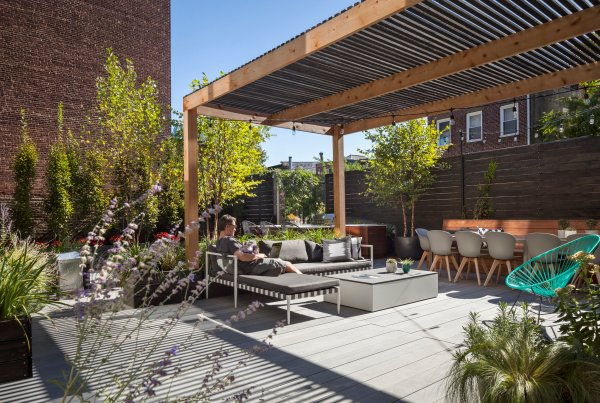 rooftop garden brooklyn Rooftop Garden Designs | Brooklyn | New York City | New