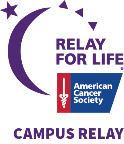 relay for life logo stars and moon