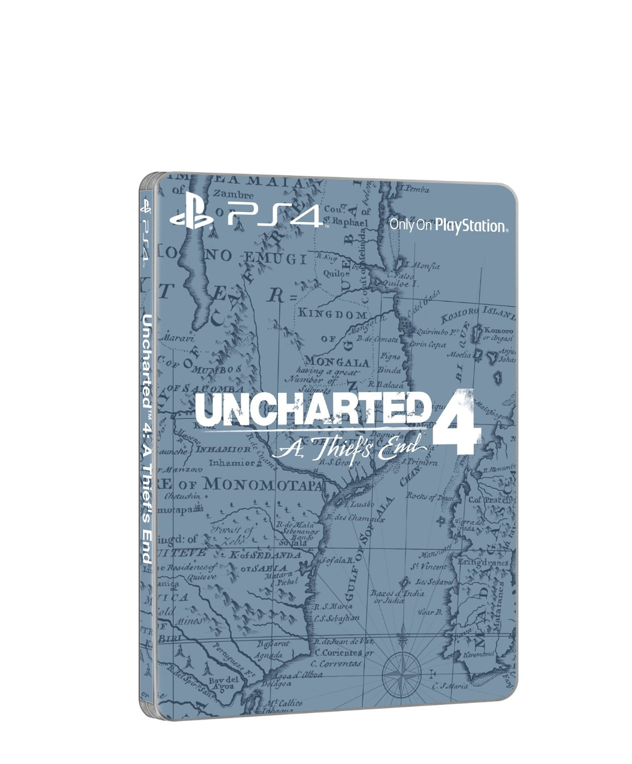 This image was taken from the game's German Amazon page. Could this be a new edition of Uncharted 4?
