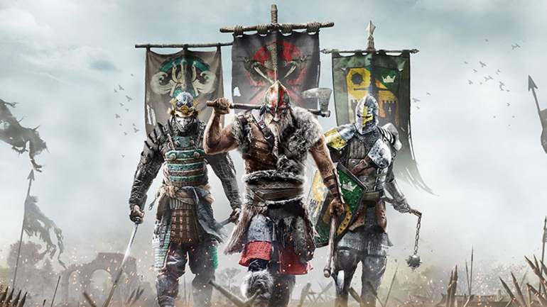 For those of you unfamiliar with For Honor, it is a sword fighting game in which you can play as a Samurai, Viking, or Knight.