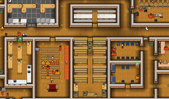 Prison Architect has sold over 1.5 million copies on PC