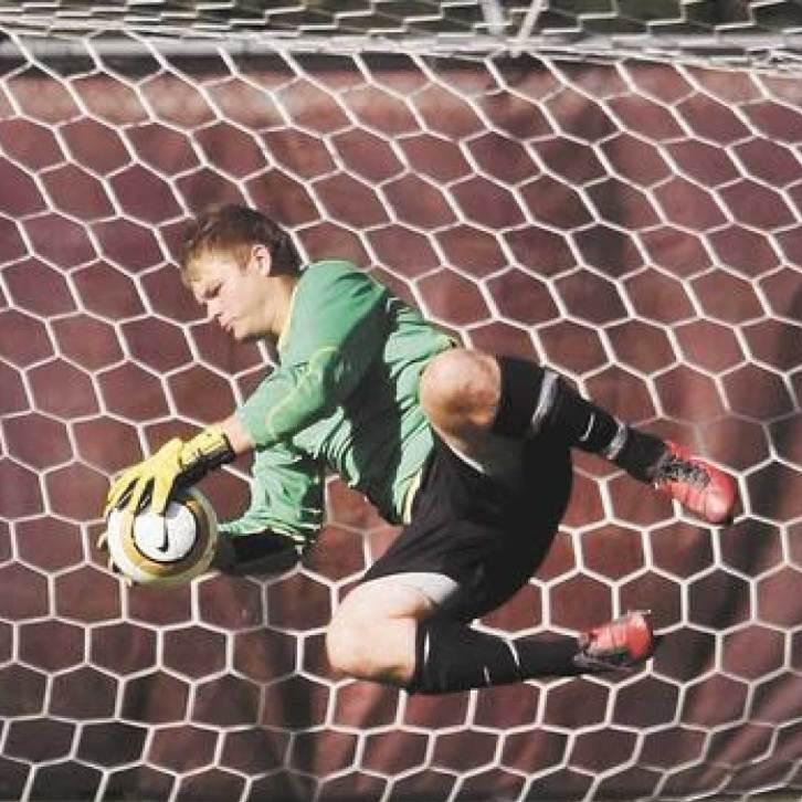 61. PETER RUNQUIST   Goalkeeper // Woodbury