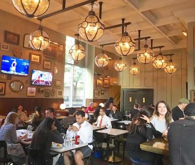 Tiff 2017 The Hottest Restaurants And Bars For Celeb Spotting Stephanie Dickison