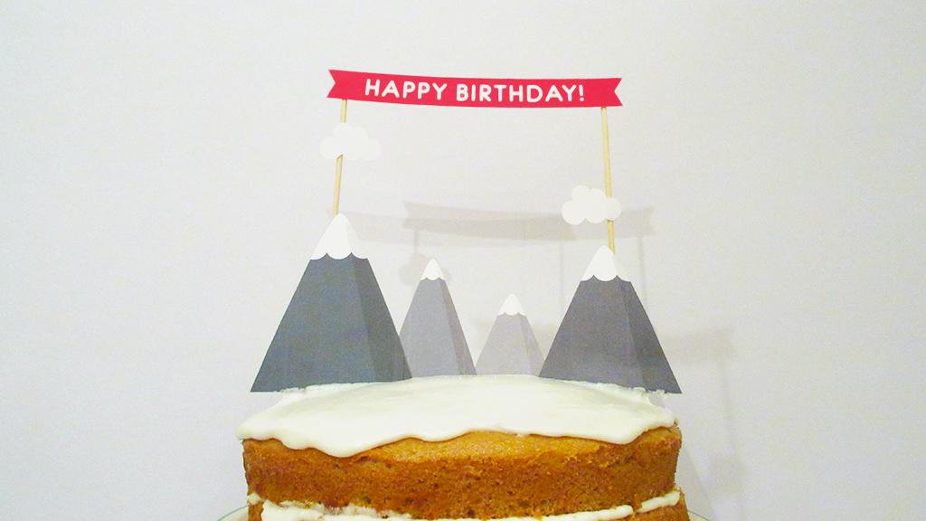 Birthday Happy Cake Louise
