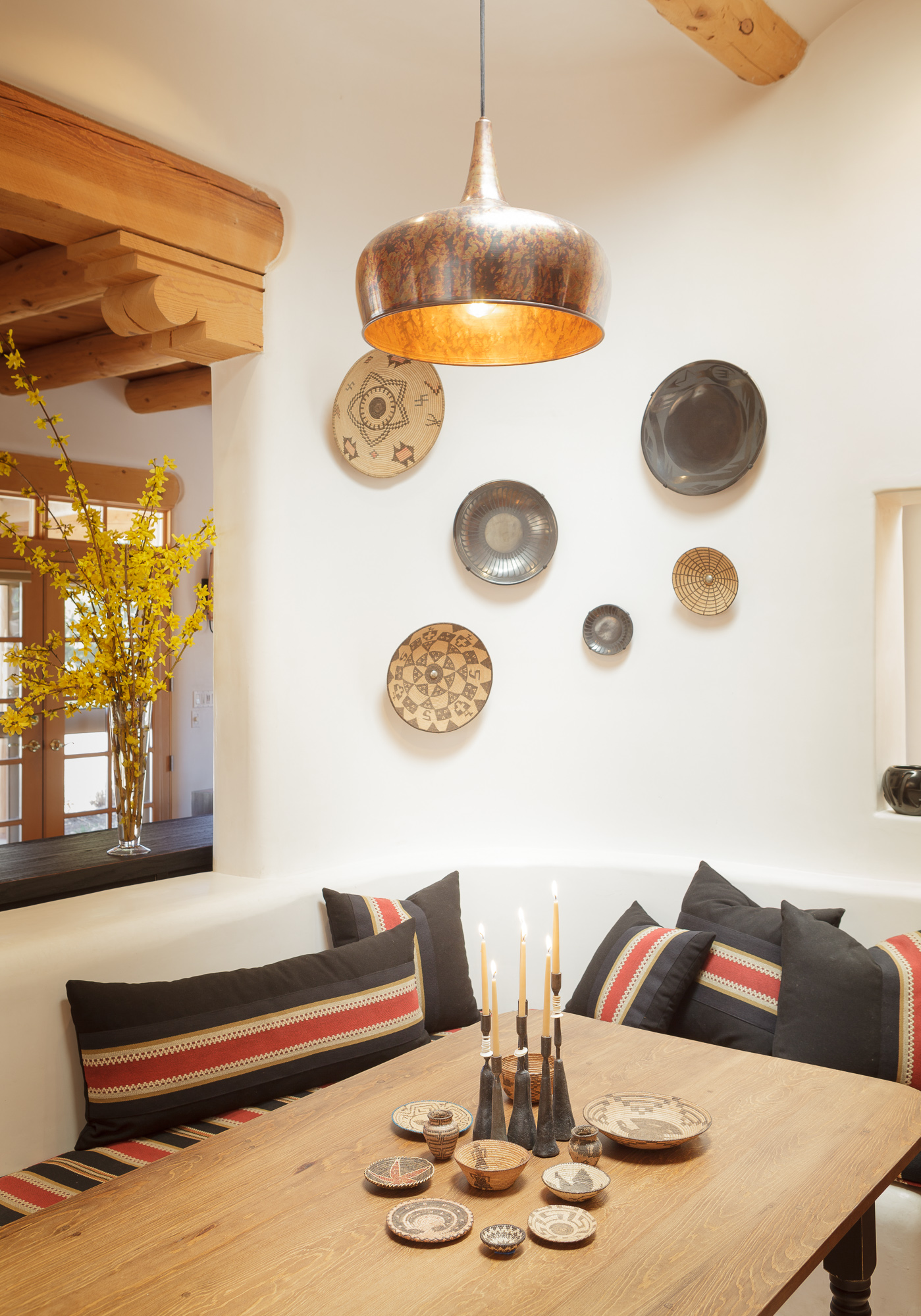 Interior Design Firm     Chandler Prewitt Design Santa Fe Interior Design by Chandler Prewitt